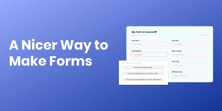 Axure 10新功能:制作表格的更好方法