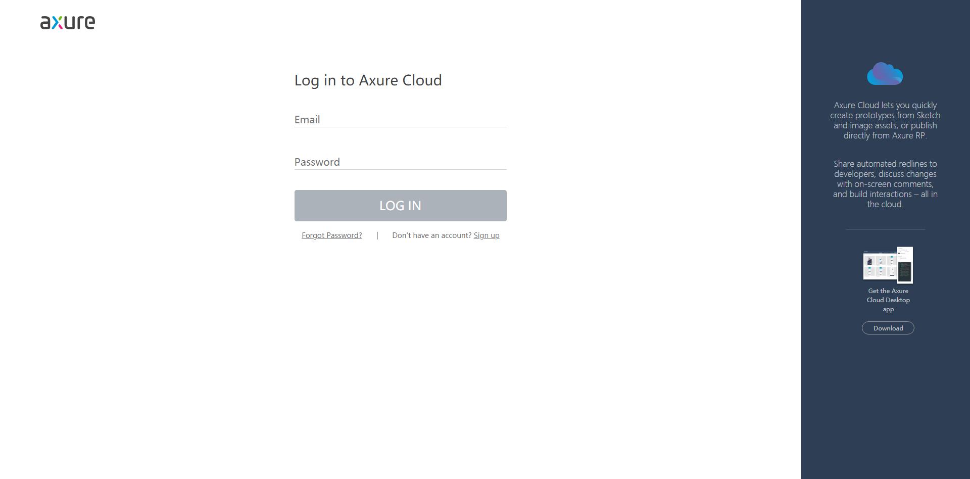 AxureShare国内下载地址 Axure PC 版下载地址